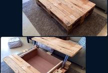 Coffee table dyi
