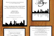Wedding | Invitations / Ideas for creating the perfect wedding invitation.