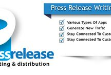 Press Release Writing At Android Infosystem / Press release is the perfect tool to propagate company specific message to the audiences, share holders and trade partners. It is an effective method of conveying information to the general public in a formal way. Today, it is perceived as a potent and dynamic marketing technique for web-based businesses as well as small scale enterprises. We offer high-quality and SEO-focused press releases that is both audience as well as search engine friendly.   / by Android Infosystem