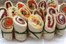 Idee sandwich froid