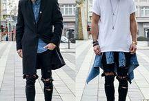 Stylizacje i ubrania