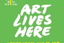 Utah Arts Festival 2015 / Previews of every kind for who and what you'll see at this year's 4-day event.