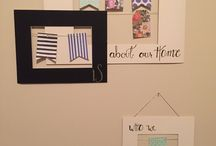 Our Home- did it! / Things we've pinned around our home and also ideas we've tried from other pinners! / by Phylicia Rawlins