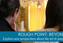 Beyond the Tour 2016 / With over 9,000 objects in the Rough Point collection it is impossible to cover everything on the standard house tour....So join us for an evening of short thematic talks that explore new perspectives about the art and people of Rough Point, led by our expert staff. May 11 & 25; September 14 & 28; October 5 & 19