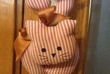 kot na klamkę