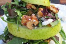 Apples and Pears! / Salads, desserts, entrees and more using fresh apples and pears