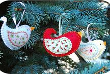 Christmas  / my christmas decoration and others