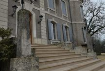 Natural Stone Stairs - French Limestone - Les Carrières de Bontemps / Ideas of the stairs we can make