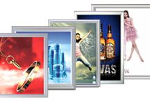 "Snap Frame LED Light Box / http://www.ledbulbs123.com/slim-snap-frame-advertising-led-light-box   Slim LED light boxes for sign displays.12Volt snap frame LED light boxes in standard sizes including 18 x 24"",24 x 24"",24 x 36"",24 x 48"",36 x 48"""