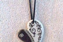 bijoux porcelaine