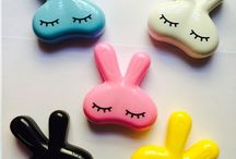 Big Eye Contact Lens Case / by UNIQSO