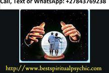 Mediums, Psychics Guidance Afterlife, WhatsApp: +27843769238
