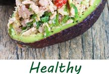 stuffed tuna avocadose