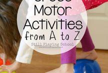 Teaching Ideas-Gross Motor Skills