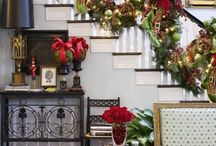 X-MAS STAIR@FIRE PLACE