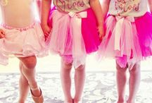 Ballerina Party Ideas / by Birthday in a Box