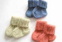 Sokke-og lueoppskrift