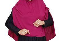 Jual Jilbab Jersey / Menjual Aneka Jilbab Jersey Syar'i Murah Model Terbaru Online