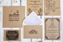 Wedding Invitations :: Inspiration