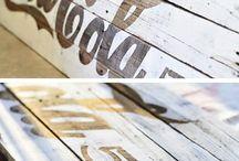 Vinyl cutting & signs