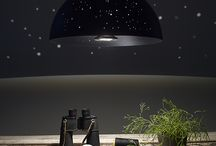 Starry Light by Anagraphic / Starry Light by Anagraphic is a constellation lamp collection born from the collaboration between graphic designer Anna Farkas and interior designer Miklós Batisz.