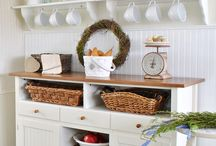 Farmhouse decorating / by Lisa Hopkins