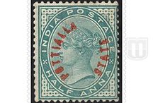 British India -Patiala- Convention State / Story of the Stamps of Patiala