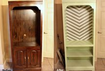 Furniture up-cycling