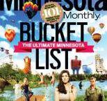 Minnesnowta Bucket List