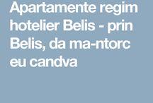 Apartamente regim hotelier Belis