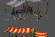 3D projekty
