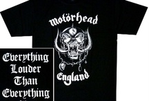 Heavy Metal Merchant / A small selection of products available from www.HeavyMetalMerchant.com online store.