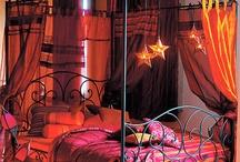 Bedroom bliss / by April McPeak