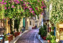 Greece / Beautiful places