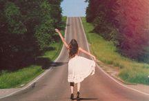Road trips !!! / Dramatic....