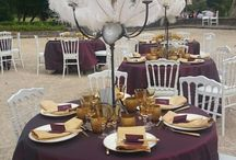 Wedding inspired from the great Gatsby