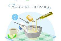 Cozinhando - Molhos