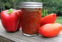 Food: Canning/preserving/dehydrating