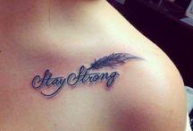 Creative Tattoos / interesting tattoos