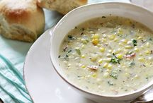 Soups / by Alison Chisholm