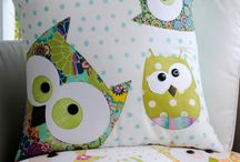 SEWING: OWL'S