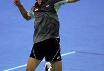 badminton world super series / Wonderful atheles of World Badminton