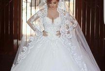 bruids sluier