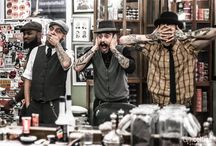 Barbers / by Jozef Crooks