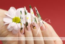 Nail arts I admire / by Tenshi No Hana