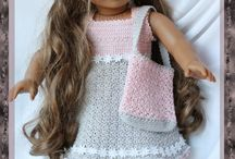 American Girl Dolls / by Elizabeth Vindedahl