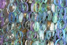 rideau plastique