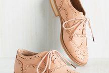 Boyish shoes