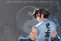 kenichi manga