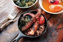 Recepten / Inktvis én octopus gerechten